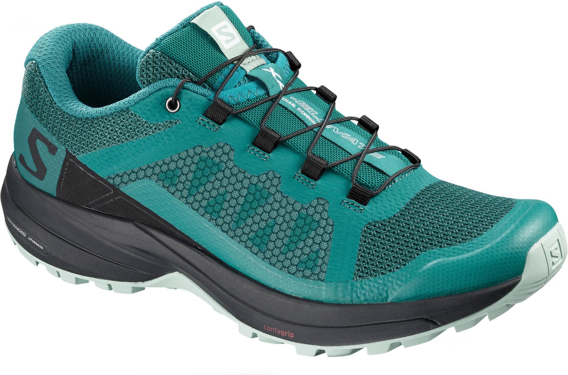 Salomon XA Elevate Shoes Women Deep LakeBlackEggshell Blue